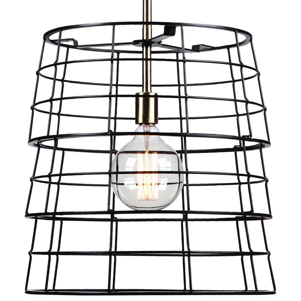 Uttermost Grader 1-Light Cage Pendant, , large
