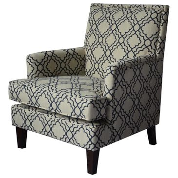 Waltham Aubrey Accent Chair in Midnight Blue, , large