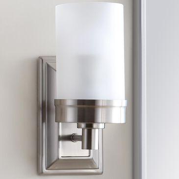 Safavieh Kelvin Bathroom Sconce in Nickel, , large