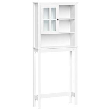 RiverRidge Home Danbury Spacesaver Storage Cabinet in White, , large