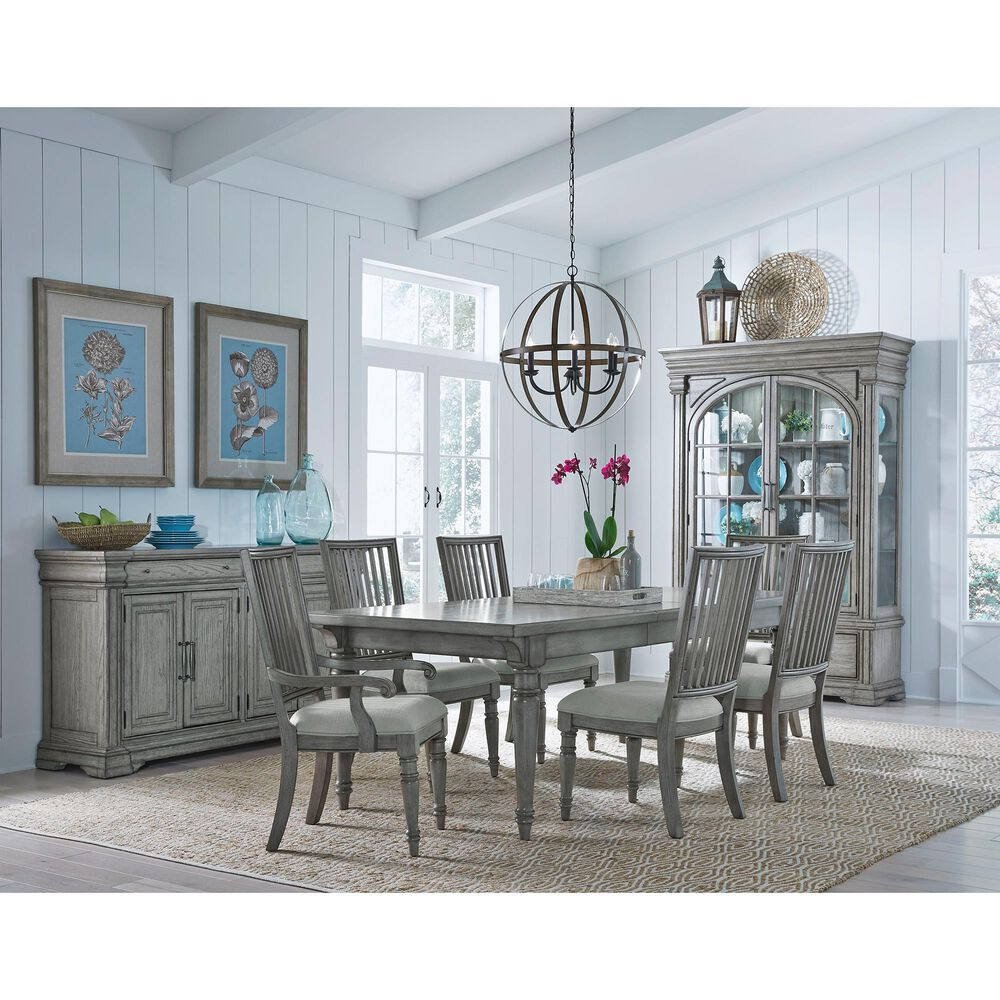 Chapel Hill Madison Ridge Side Chair in Gray, , large