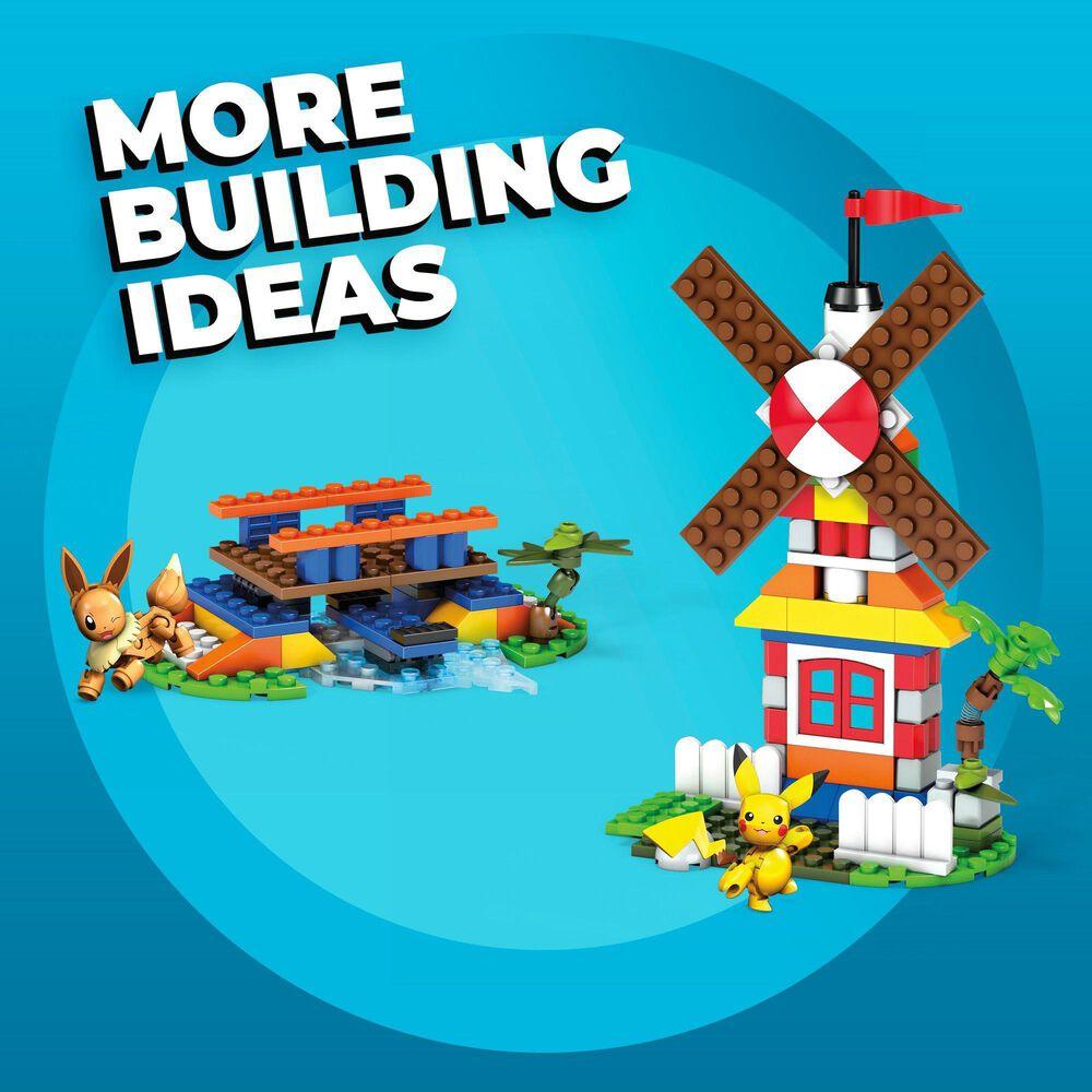 Mega Construx Pokemon Let's Go Building Box, , large