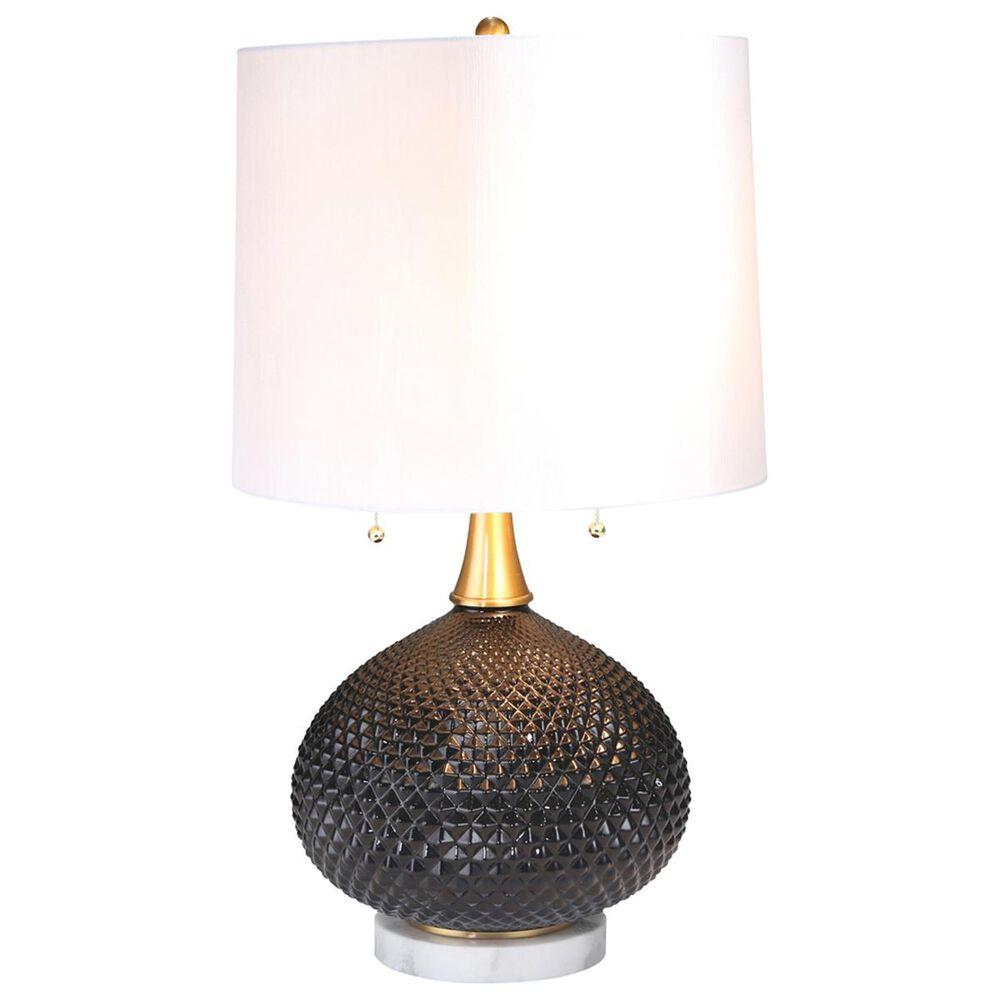 "Sagebrook Home 27"" Table Lamp in Black, , large"