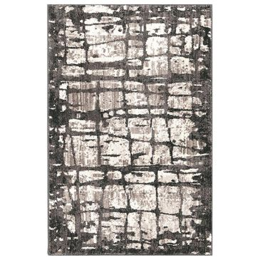 "Scott Living Expressions Elan 91677-10038 9'6"" x 12'11"" Oyster Area Rug, , large"