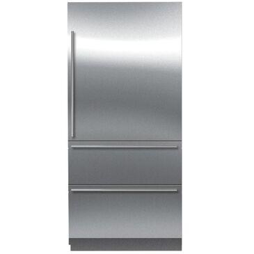 Sub Zero 19.7 Cu. Ft. Refrigerator / Freezer Combo w/ Internal Water Dispenser, , large
