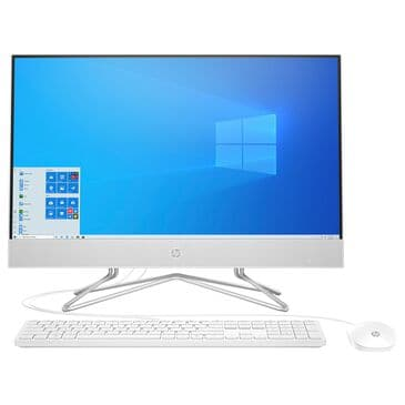 "HP 23.8"" All-In-One Desktop   Intel Core i5-1035G1 - 12GB RAM - Intel UHD Graphics - 512GB SSD, , large"