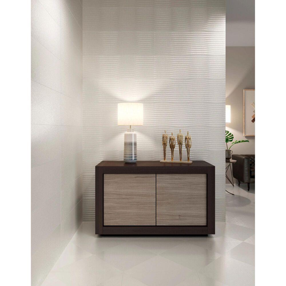 "Emser Nuovo Zelda White 12"" x 35"" Ceramic Tile, , large"