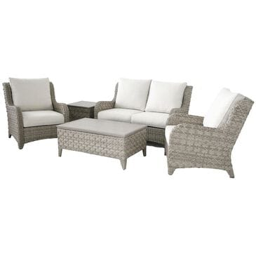 Gathercraft Montford 5 Piece Patio Set, , large