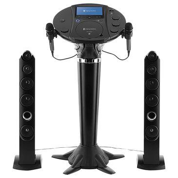 Singing Machine Bluetooth Karaoke Machine Pedestal, , large