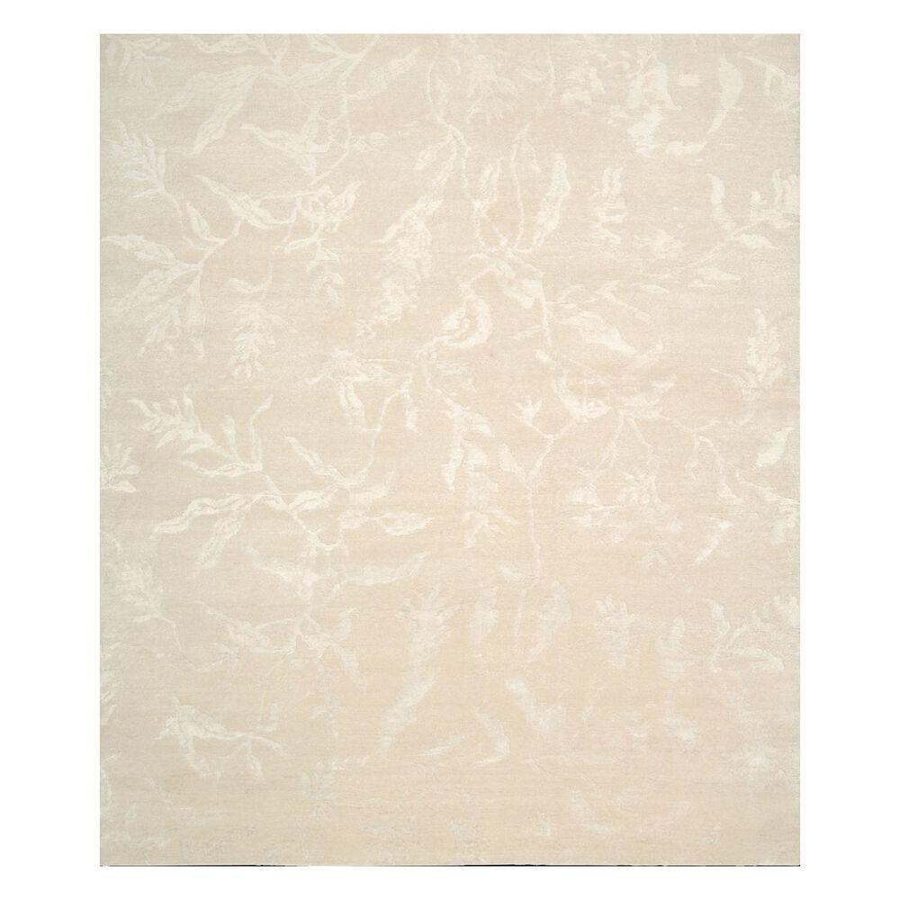 "Nourison Silk Shadows SHA01 7'9"" x 9'9"" Ivory Area Rug, , large"