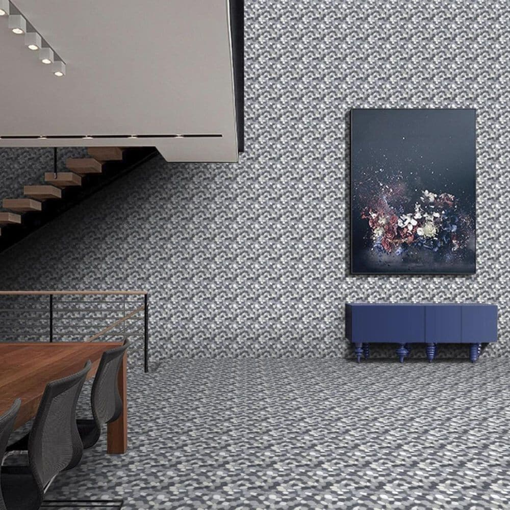 "Emser Cultura Spring 12"" x 12"" Natural Stone Mosaic Sheet, , large"