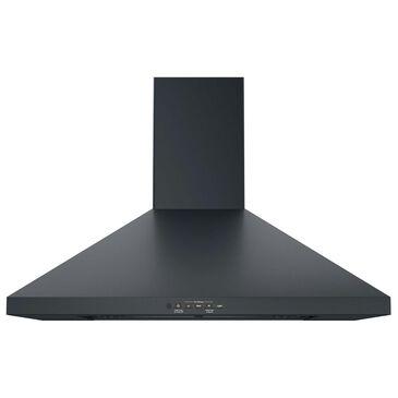 "GE Appliances 30"" Wall-Mount Pyramid Chimney Hood in Black Slate, , large"
