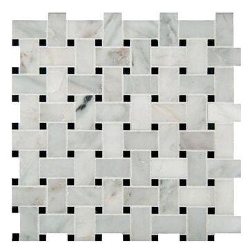"MS International Marble Arabescato Carrara 12"" x 12"" Honed Natural Stone Mosaic Sheet, , large"