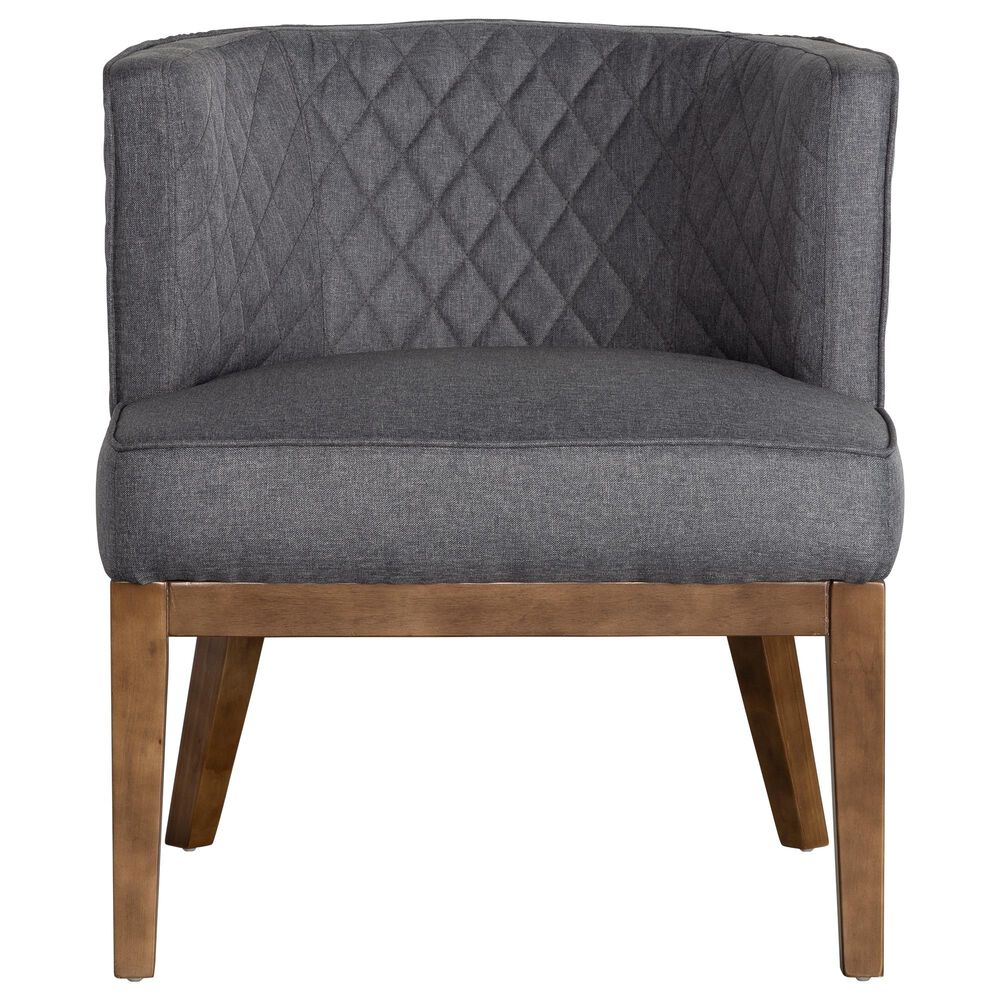 Regal Co. Accent Chair in Slate Comm Linen, , large