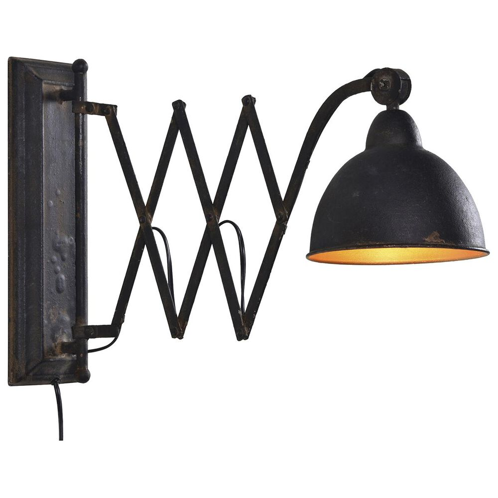 Southern Lighting Pierce Sconce in Black, , large