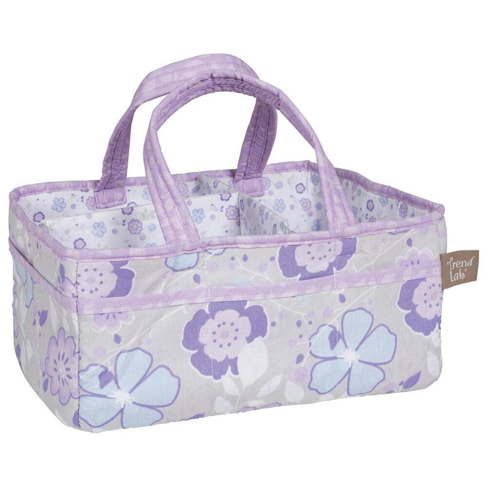 Trend Labs Grace Storage Caddy in Purple, , large