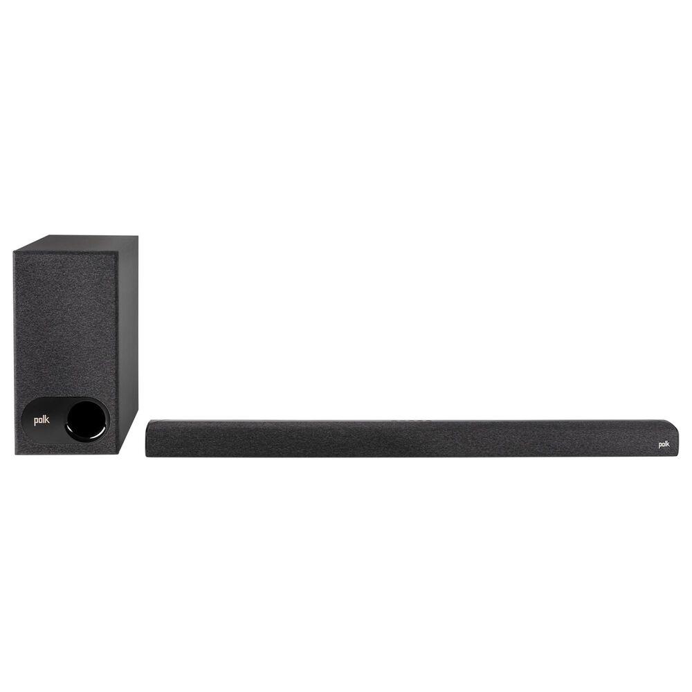 Polk Signa S3 Soundbar System in Black, , large