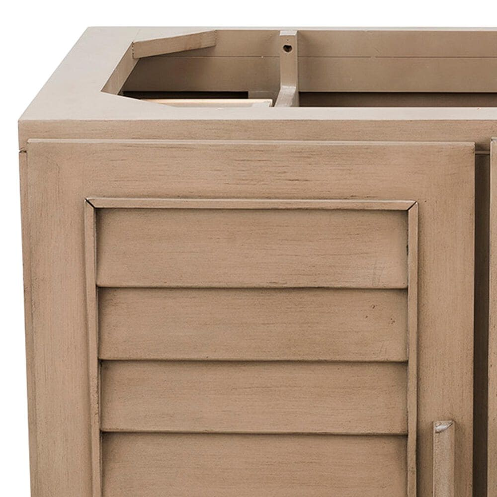 "James Martin Portland 36"" Single Vanity Cabinet in White Washed Walnut, , large"