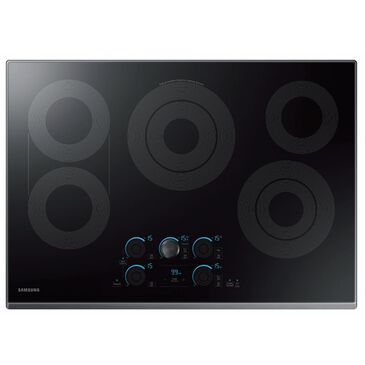 "Samsung 30"" Electric Cooktop in Stainless Steel, , large"