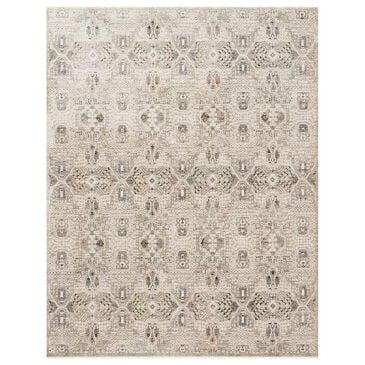 """Loloi Theia THE-06 9""""5"""" x 12""""10"""" Granite and Ivory Area Rug, , large"""
