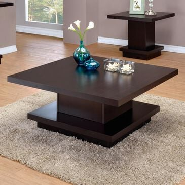 Pacific Landing Coffee Table in Cappuccino, , large