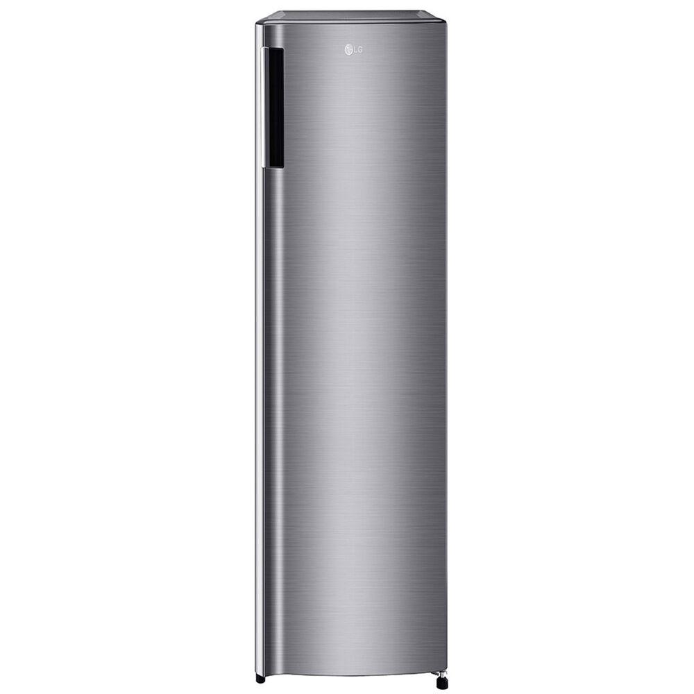 LG 6.9 Cu. Ft. Single Door Refrigerator in Platinum Silver , , large