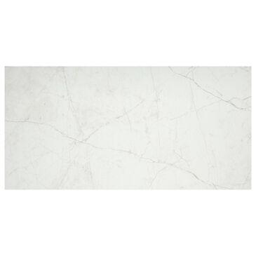 """Emser Sterlina White 12"""" x 24"""" Polished Porcelain Tile, , large"""