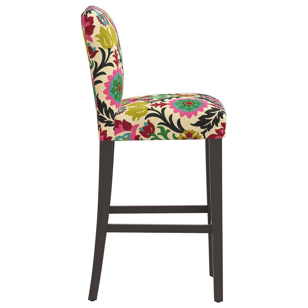 Skyline Furniture Bar stool in Santa Maria Desert Flower, , large