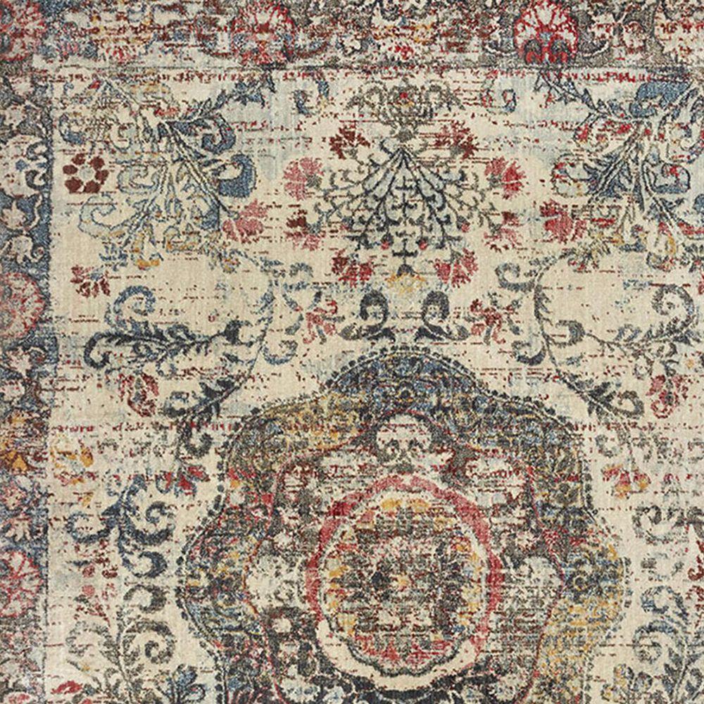 "Oriental Weavers Pandora 47H 2'3"" x 7'6"" Multicolor Runner, , large"