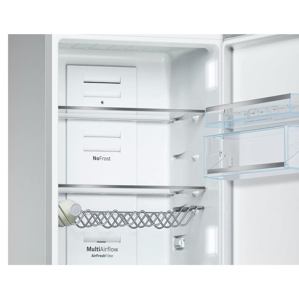"Bosch 23.5"" Free-Standing Counter Depth Bottom Freezer Refrigerator 800 Series in Black , , large"