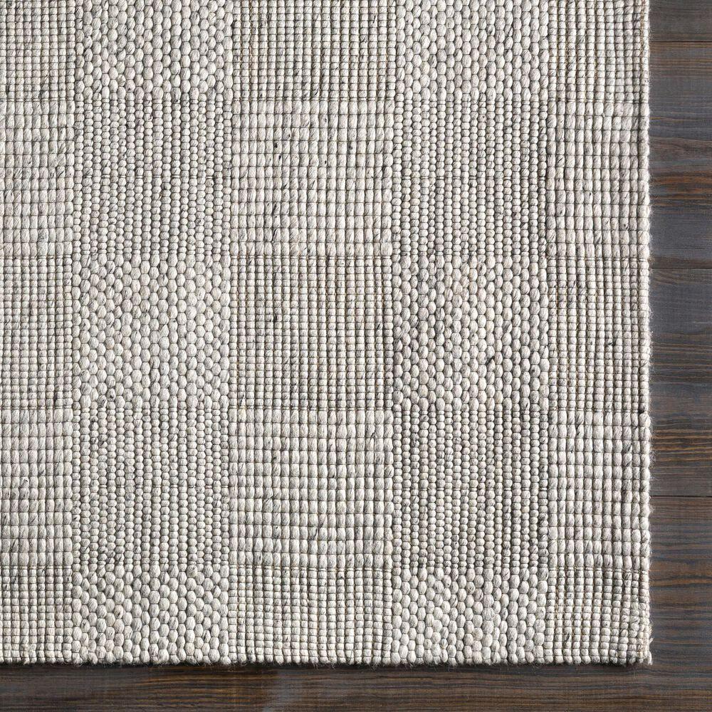 "Surya Colarado CDO-2309 2'6"" x 8' Ivory, Black and Charcoal Area Rug, , large"