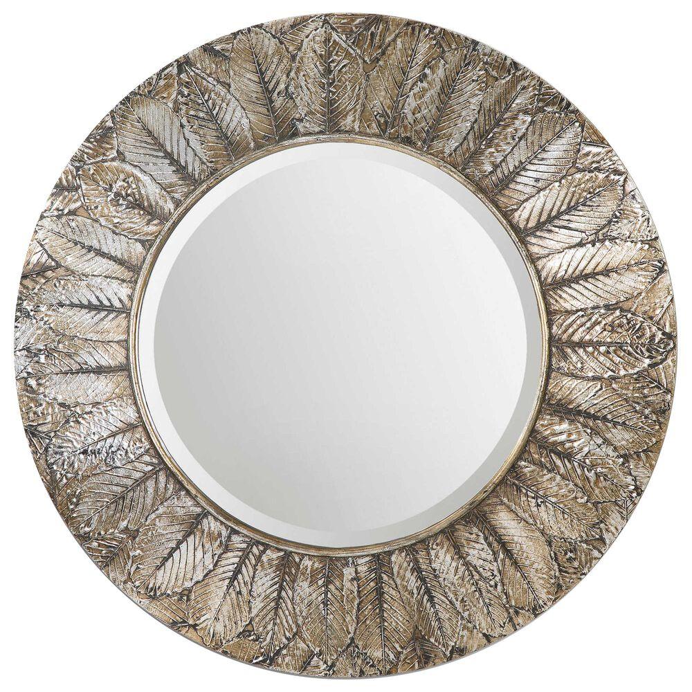 Uttermost Foliage Mirror, , large