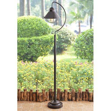 Kenroy Harbour Outdoor Floor Lamp in Oil Rubbed Bronze, , large