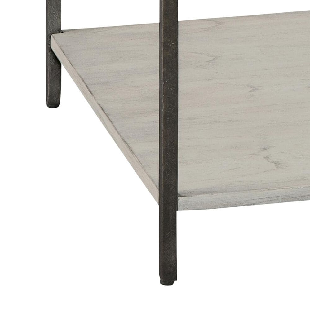 Hekman Sierra Heights Lamp Table with Drawer, , large