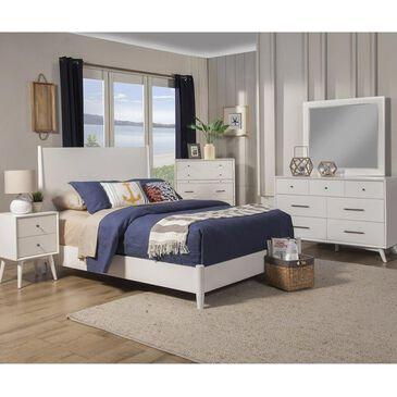 Alpine Furniture Flynn Dresser in White, , large
