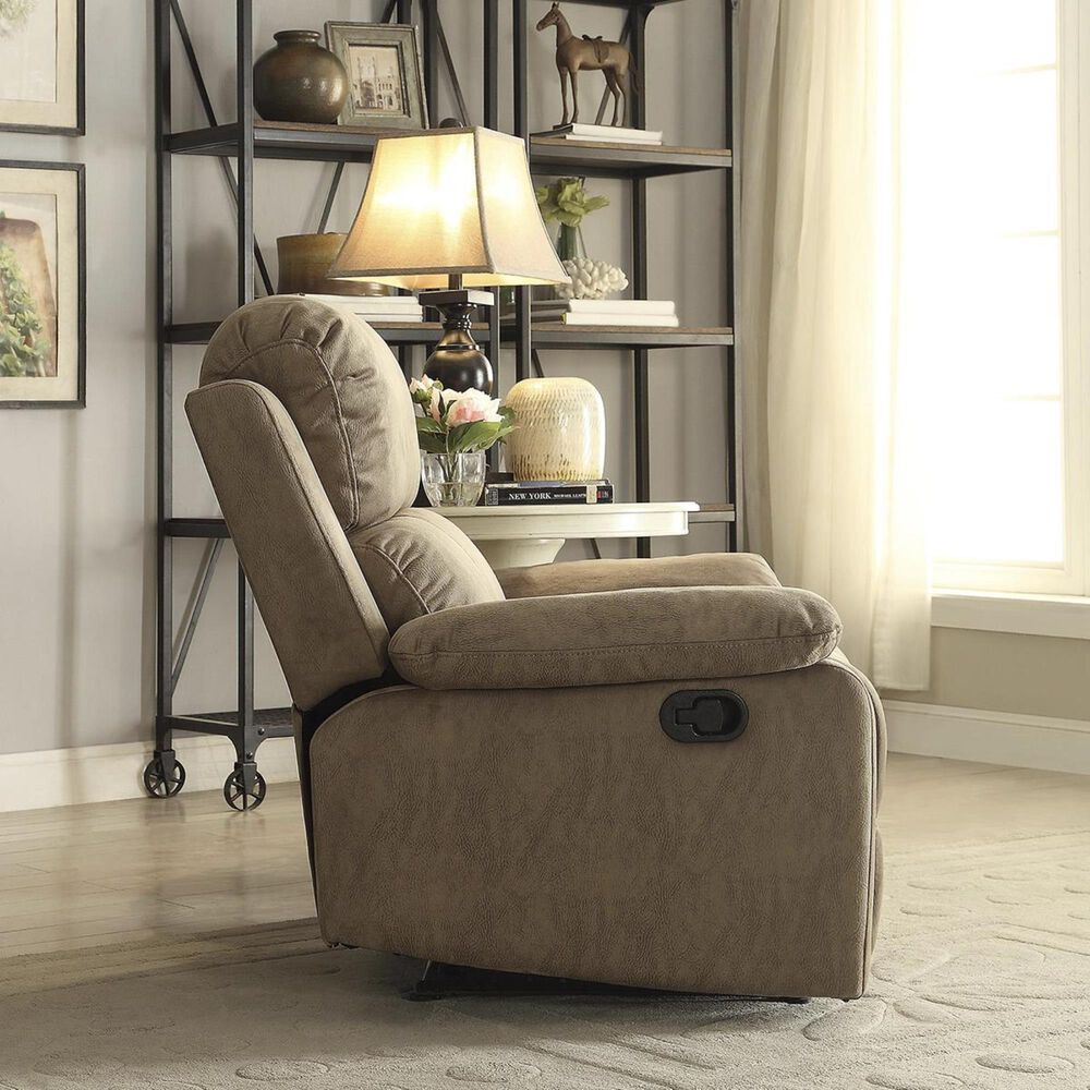 Gunnison Co. Bina Recliner in Taupe, , large