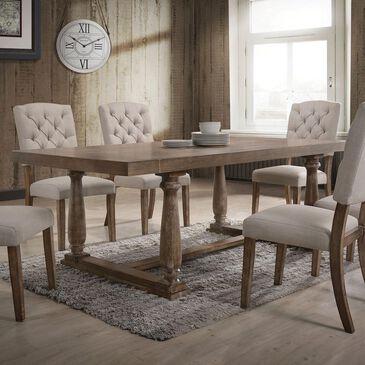 Gunnison Co. Duke Dining Table in White Oak - Table Only, , large