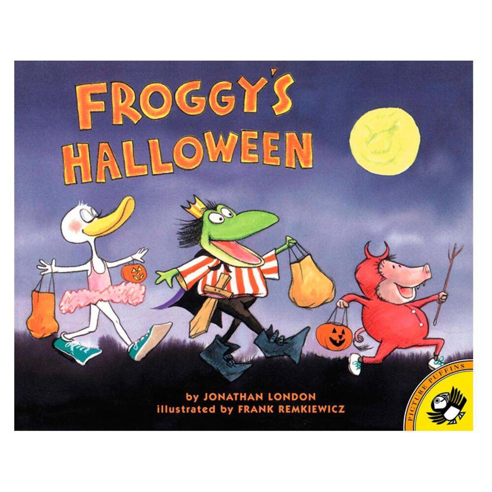 Froggys Halloween, , large