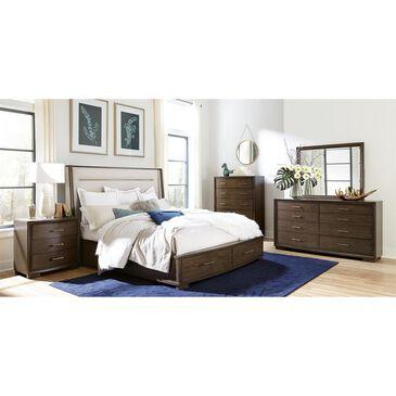 Shannon Hills Monterey Queen Storage Bed in Mink, , large