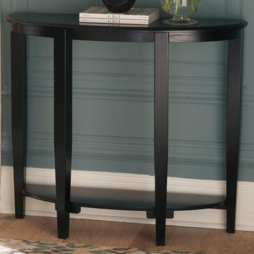 Signature Design by Ashley Altonwood Console Sofa Table in Black, , large