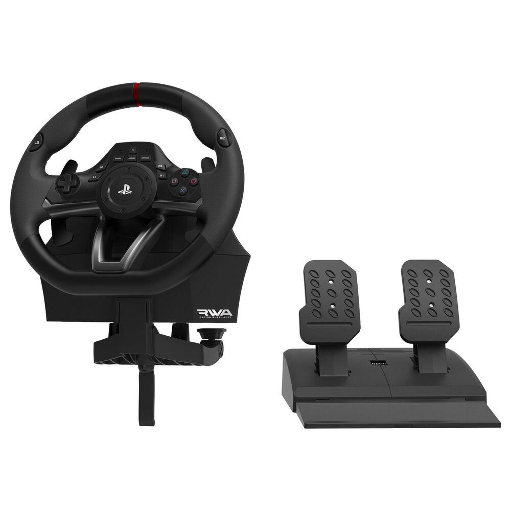 Hori Racing Wheel Apex in Black - PlayStation 4, , large