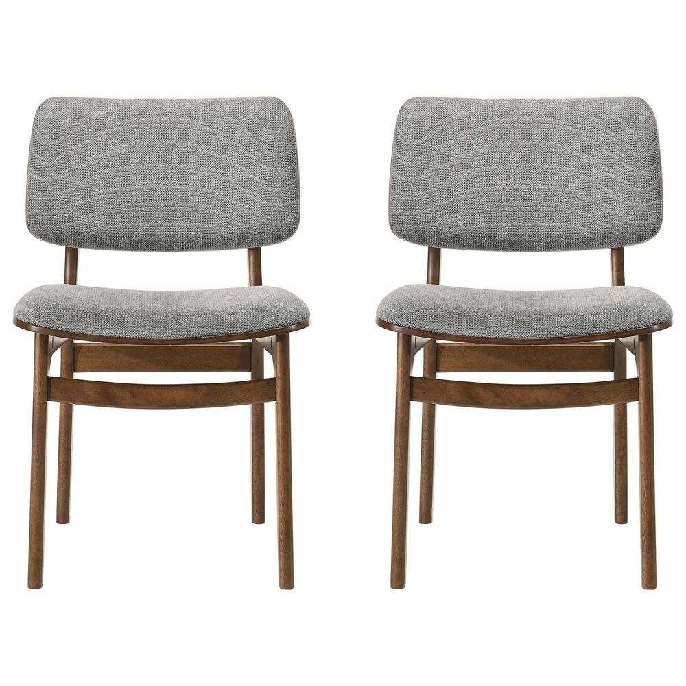 Blue River Lima Dining Chair in Walnut (Set of 2), , large