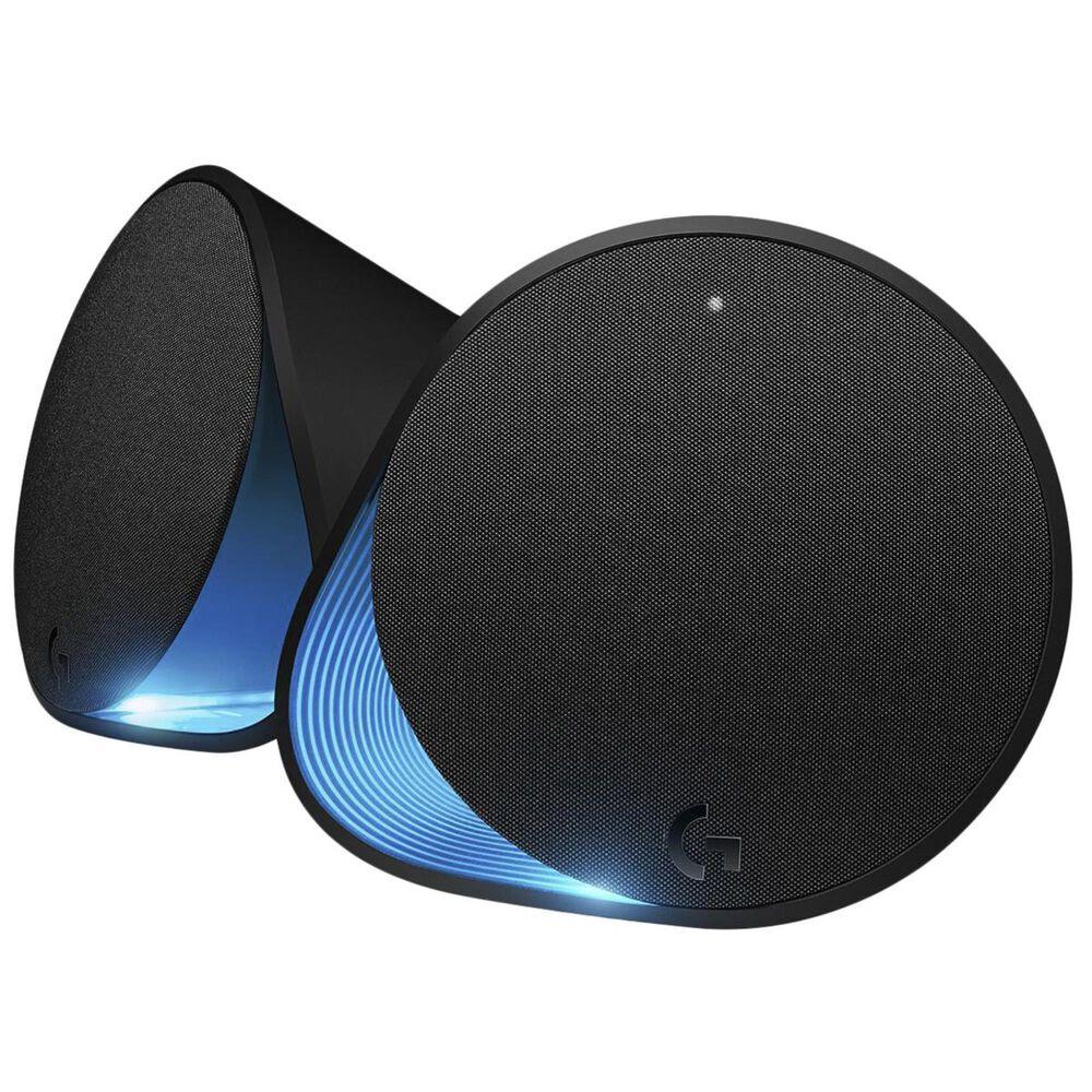 Logitech G560 LIGHTSYNC PC Gaming Speaker System in Black, , large