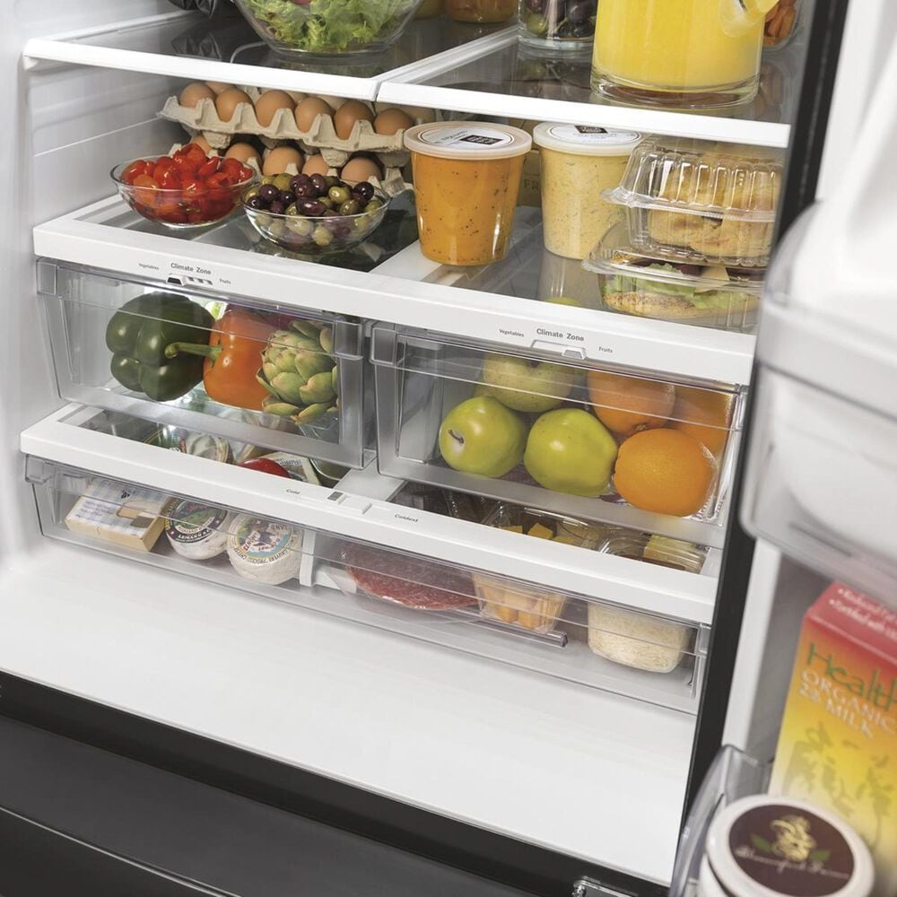 GE Appliances 23.8 Cu. Ft. French-Door Refrigerator with Tall External Dispenser, , large