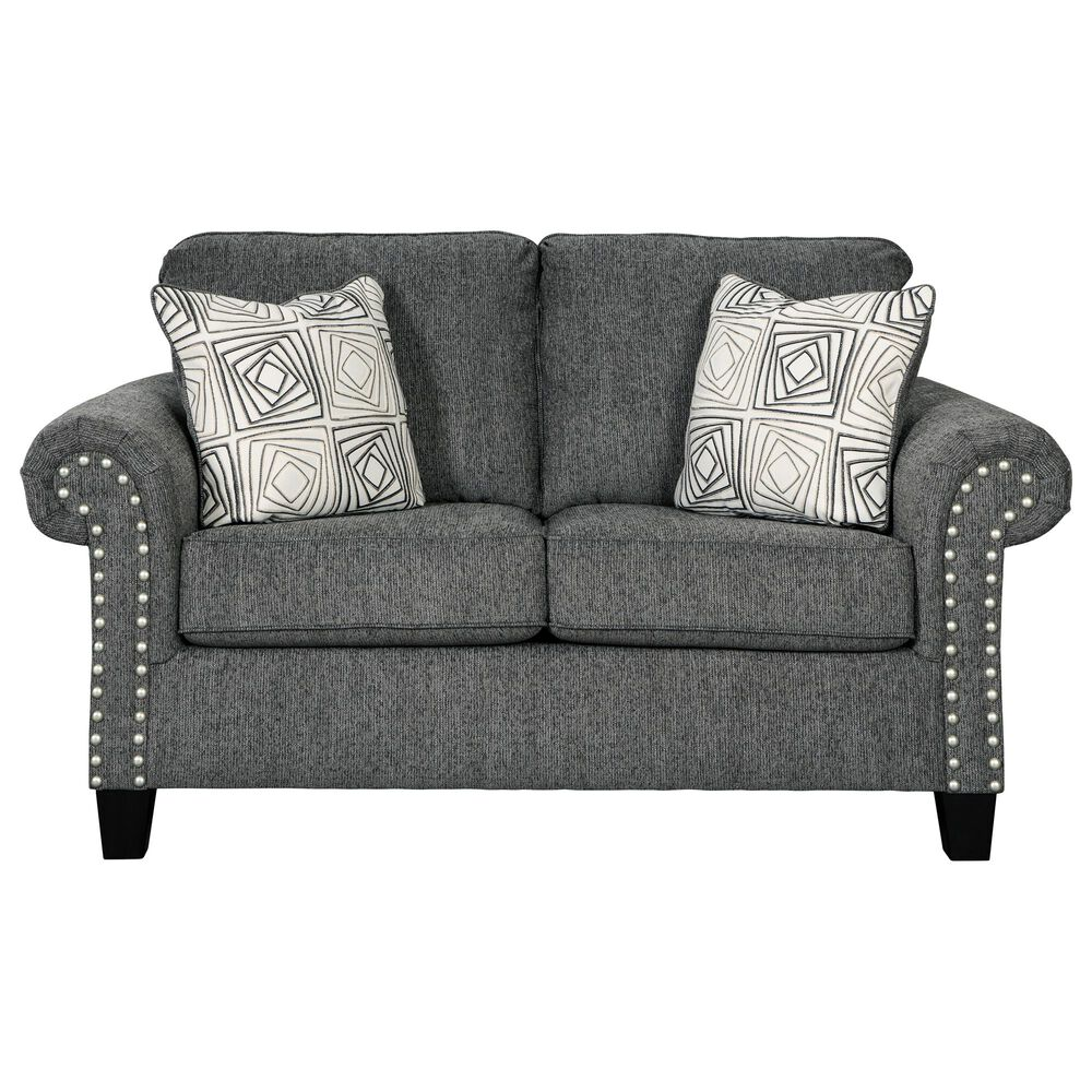 Signature Design by Ashley Agleno Loveseat in Praylor, , large
