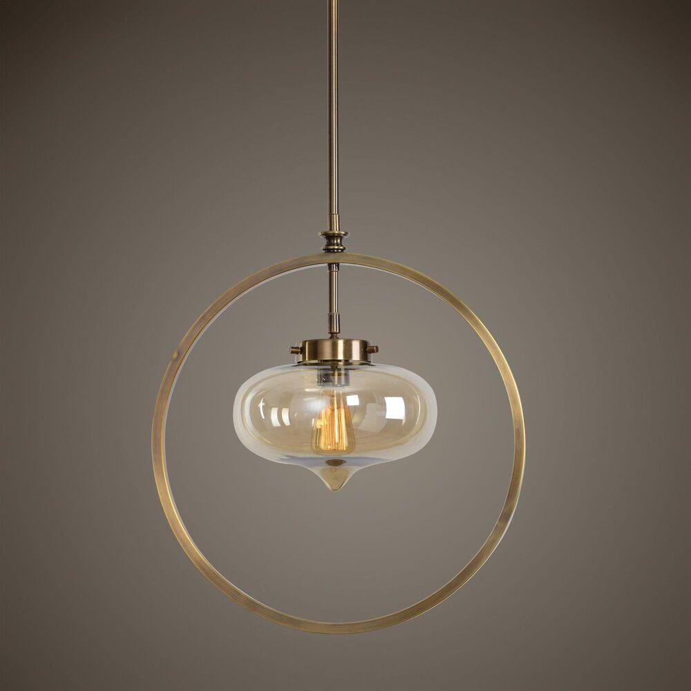 Uttermost Namura 1-Light Mini Pendant, , large