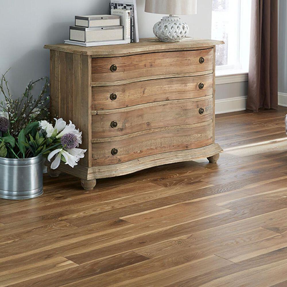 Mullican Flooring Castillian Copper Oak Hand Scraped Hardwood, , large