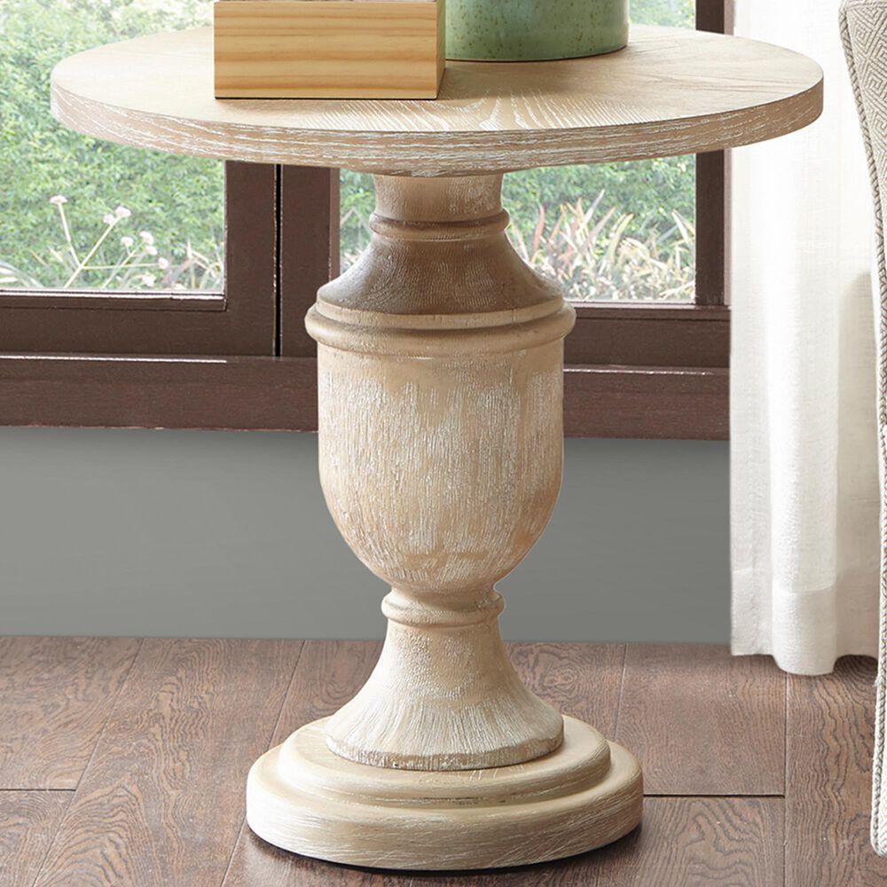 Hampton Park Garcia Accent Table in Cream, , large
