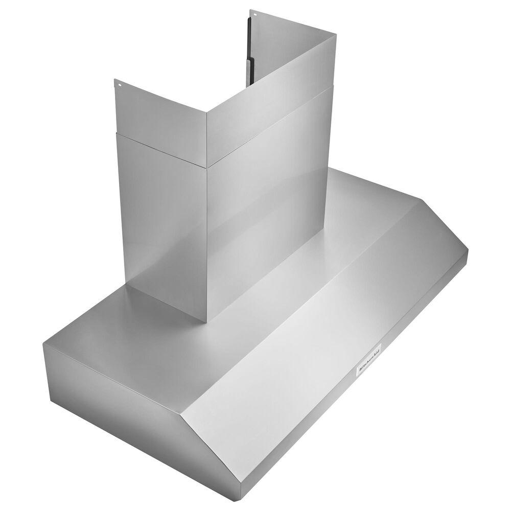 KitchenAid 48'' Wall-Mount Externally Vented Range Hood, , large
