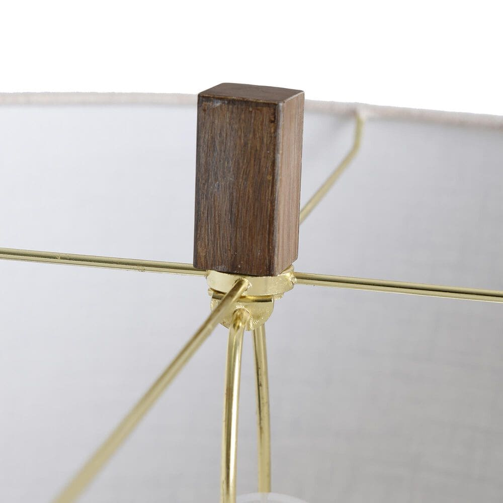 Flair Industries Accents Table Lamp in Maconfield and Brass, , large